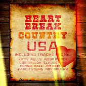 Heartbreak Country USA by Various Artists