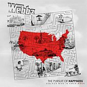 The Pursuit of Happiness: A Black Man in AmeriKKKa by Webbz