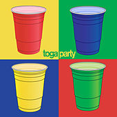 Toga Party - Greek Dance Music for Back to School, Greek Week, Frat Pledging, And All Around Dancing by Various Artists