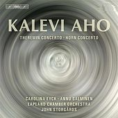Aho: Theremin Concerto & Horn Concerto by Various Artists