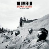 Die Welt Ist Schön von Blumfeld