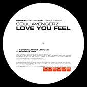 Love you Feel von Soul Avengerz
