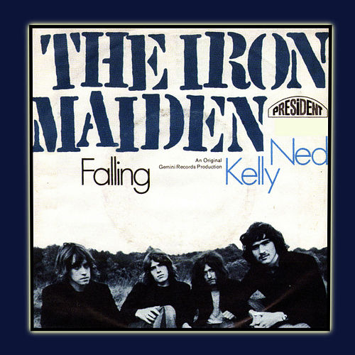 Falling by Iron Maiden