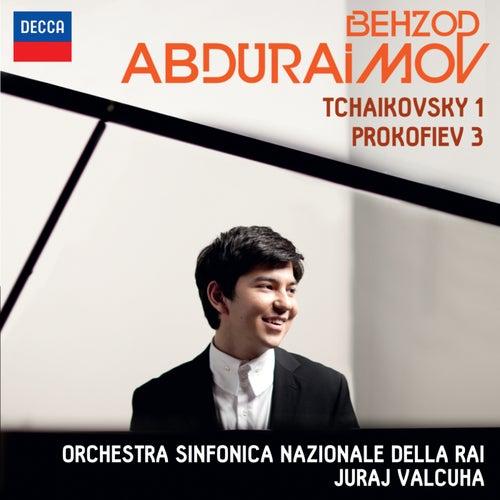 Tchaikovsky: Piano Concerto No.1; Prokofiev: Piano Concerto No.3 by Behzod Abduraimov