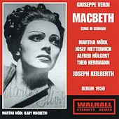 Verdi: Macbeth (Live Recordings 1950) [Sung in German] by Various Artists