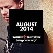Ferry Corsten presents Corsten's Countdown August 2014 by Various Artists