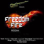 Freedom Fire Riddim de Various Artists