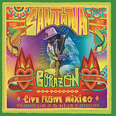 Corazón: Live From Mexico (Live It To Believe It) by Santana
