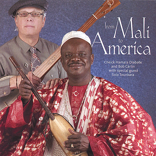 From Mali to America by Cheick Hamala Diabate