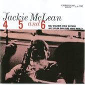 4, 5 And 6 [Rudy Van Gelder edition] by Jackie McLean