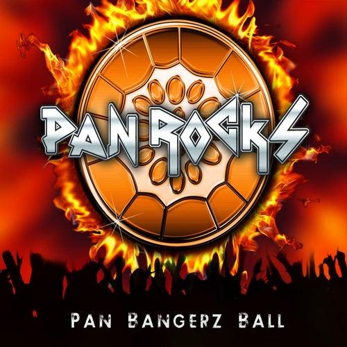 Pan Rocks ll...Pan Bangerz Ball by Tracy Thornton