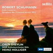 Schumann: Cello Concerto & Symphony No. 4 (Revised Version 1851) de Various Artists