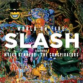 World On Fire di Slash