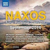 Naxos September 2014 New Release Sampler de Various Artists