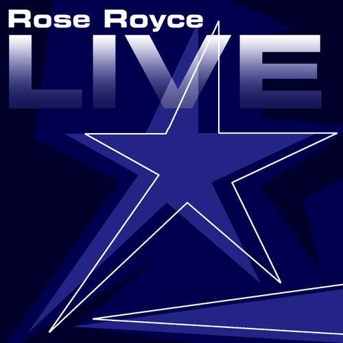 Rose Royce Live by Rose Royce