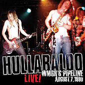 Live on WMBR's Pipeline 8/7/1990 by Hullabaloo