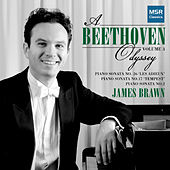 A Beethoven Odyssey, Vol. 3 de James Brawn