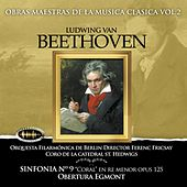 Obras Maestras de la Música Clásica, Vol. 2 / Ludwing Van Beethoven von Orquesta Filarmónica De Berlín
