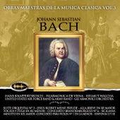 Obras Maestras de la Música Clásica, Vol. 3 / Johann Sebastian Bach de Various Artists