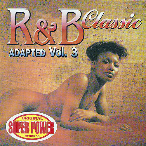 R & B Classic Adapted Vol. 3 by Various Artists