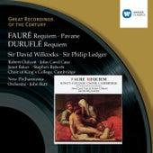 Fauré: Requiem, Pavane . Duruflé: Requiem de Various Artists