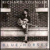 Blue Horses von Richard Younger