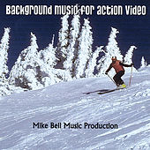 Background Music for Action Video de Mike Bell