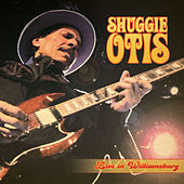 Live in Williamsburg by Shuggie Otis