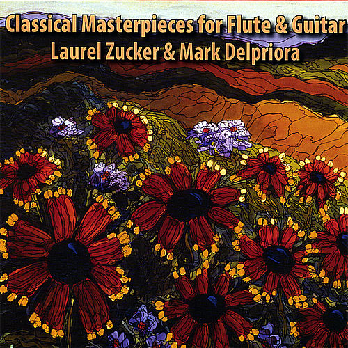 Classical Masterpieces for Flute & Guitar by Laurel Zucker