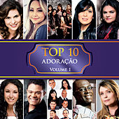 Top 10 Adoração Vol. 1 von Various Artists