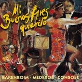 Piazzolla Et Al : Mi Buenos Aires Querido by Daniel Barenboim