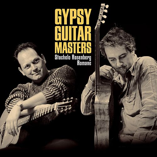 Gypsy Guitar Masters by Romane