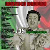 35 Top Early Songs von Domenico Modugno