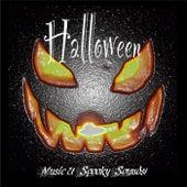 Halloween Music & Spooky Sounds! de Adam Nicholson