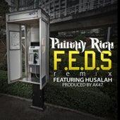 F.E.D.S. (feat. Husalah) (Remix) - Single von Philthy Rich