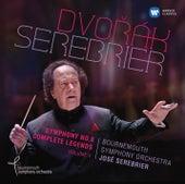 Dvorák: Symphony No. 8 & 10 Legends (SD) by José Serebrier