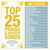 Top 25 Praise & Worship Songs 2007 by Marantha Praise!