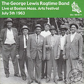 Live at Boston Mass Arts Festival 1963 by George Lewis