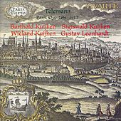Telemann: Paris Quartets by Barthold Kuijken