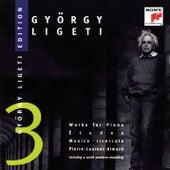 Ligeti: Études; Musica Ricercata by Pierre-Laurent Aimard