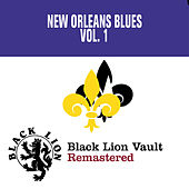 New Orleans Blues, Vol. 1 by Various Artists