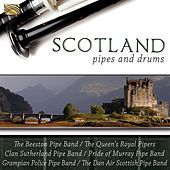 Scotland Pipes & Drums by Various Artists
