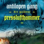 Der goldene Presslufthammer von Antilopen Gang
