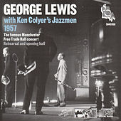 Manchester Free Trade Hall Concert 1957 - Rehearsal and Opening Half by George Lewis