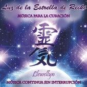 Luz de la Estrella de Reiki: Música para la Curación: Música Continua Sin Interrupción by Llewellyn