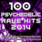 Psychedelic Rave Hits 2014 - 100 Best of Top Electronic Dance Acid Techno House Progressive Goa Trance by Various Artists