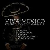 Viva Mexico, Celebrando Con Mariachi: La Bamba, Mexico Lindo, La Negra, Las Golondrinas, La Cucaracha by Various Artists