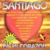 Santiago de Mi Corazón, Vol. 1 by Various Artists
