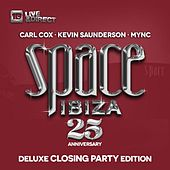 Space Ibiza 2014 (25th Anniversary) Deluxe Closing Party Edition (Mixed By Carl Cox, Kevin Saunderson & Mync) by Various Artists