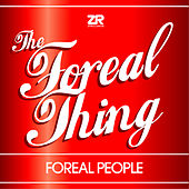 The Foreal Thing by Various Artists